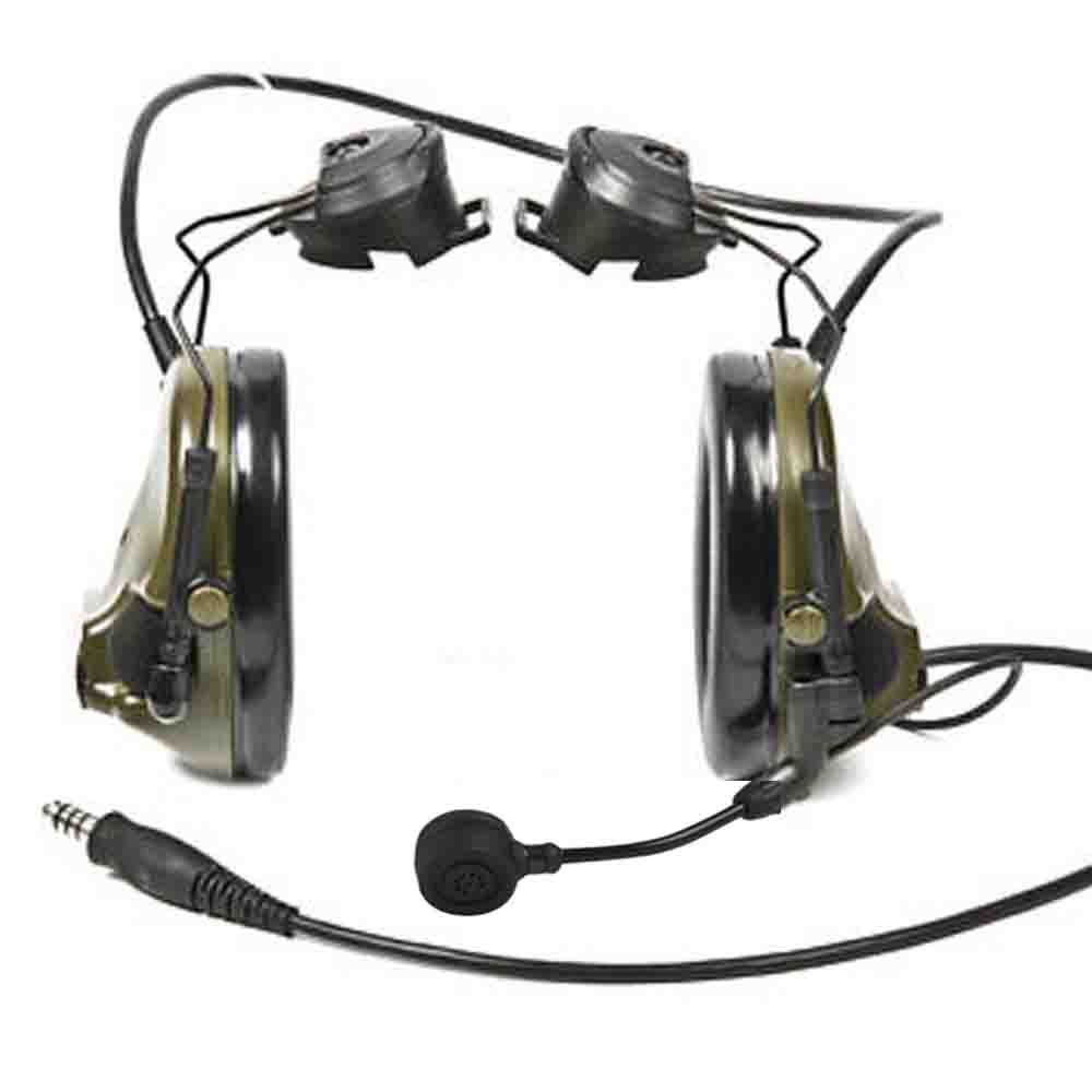 MT20H682BB-38N - Peltor ComTac VI Headset