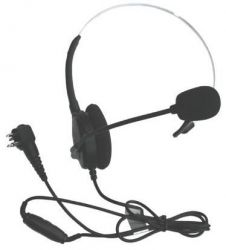 Lightweight Metal Headset