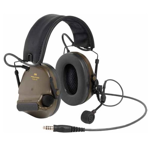 MT20H682BB-38 - Peltor ComTac XPI Headset