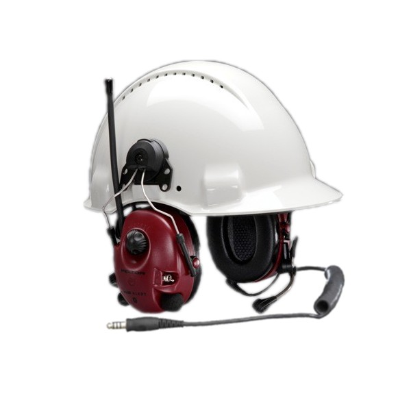 M2RX7P3E-07 - Peltor Alert Active Listening Hearing Protector with Mic.